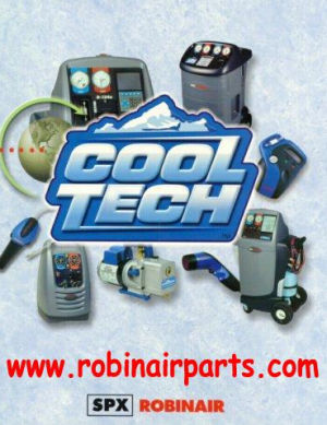 Welcome to www.Robinairparts.com